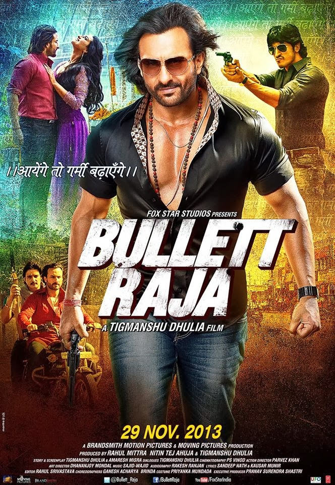 bullet raja 2013 hdrip � watch online download