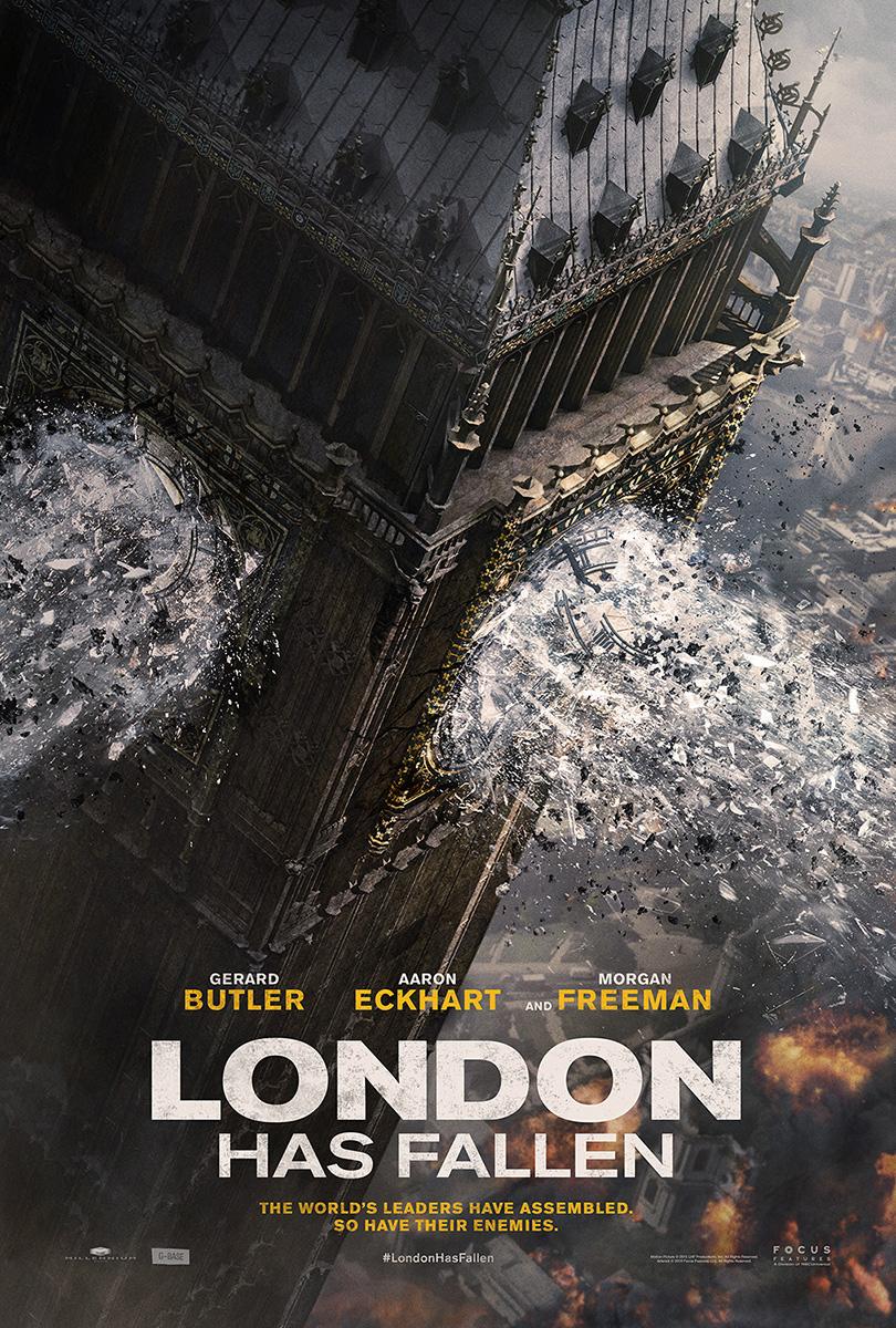 London Has Fallen Watch Online